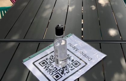 QR Codes Have Their Moment – Test