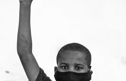 Behind the Page: How Photojournalist Ximena Natera Captured the Black Lives Matter Movement Through the Eyes of Children