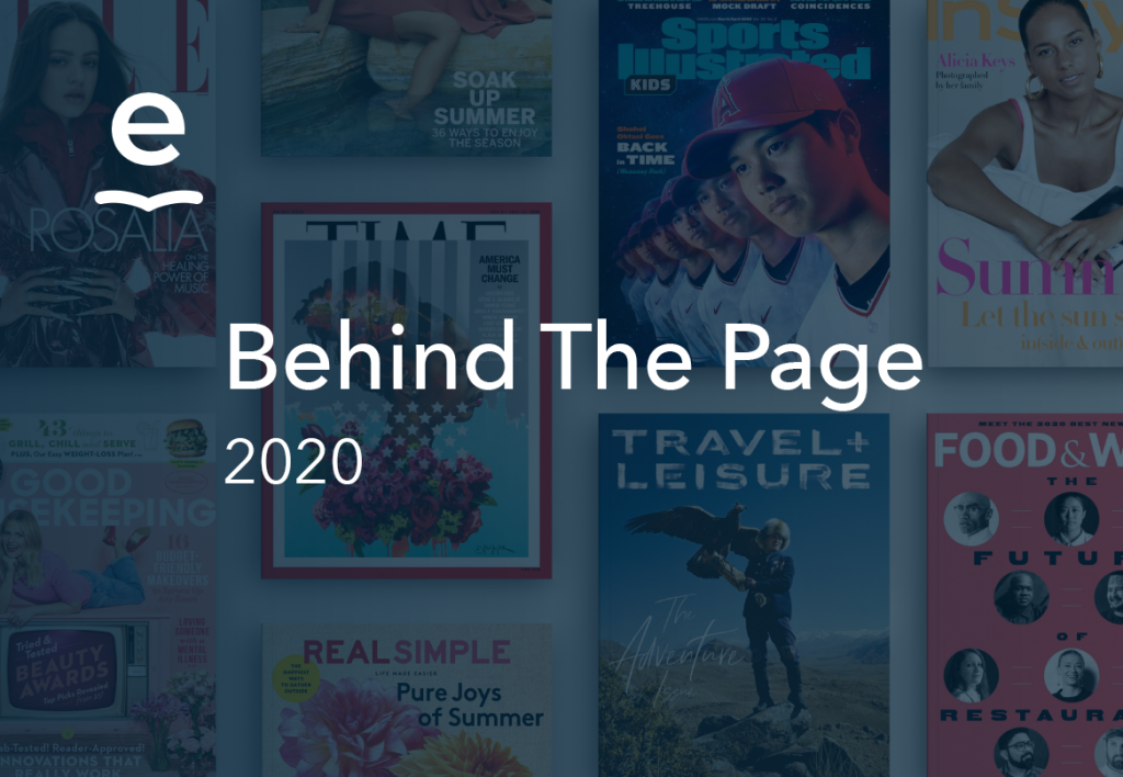 Behind The Page