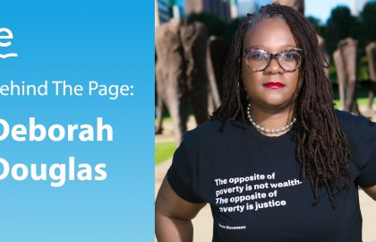 Behind the Page: Deborah Douglas maps history with humanity